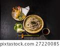 什錦蕎麥麵蕎麥麵設日本麵條 27220085