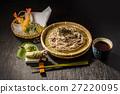 什錦蕎麥麵蕎麥麵設日本麵條 27220095