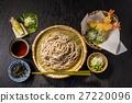 什錦蕎麥麵蕎麥麵設日本麵條 27220096