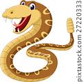 动物 卡通 大毒蛇 27220333