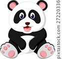 婴儿 宝宝 熊猫 27220336