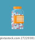 capsule, medicine, pill 27220381