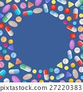 capsule, medicine, pill 27220383