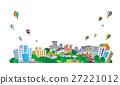 城市風光 城市景觀 市容 27221012