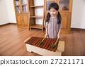 女孩 木琴 演奏 27221171
