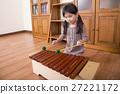 女孩 木琴 小姑娘 27221172