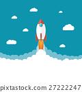 矢量 矢量图 火箭 27222247
