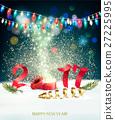 greeting gift snow 27225995