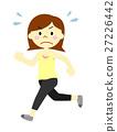 跑步 运行 奔跑 27226442