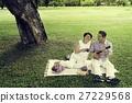 Senior Couple Leisure Outside Concept 27229568