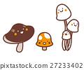 蘑菇 食品 原料 27233402