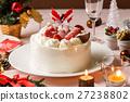 크리스마스 케이크 27238802
