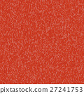 Red knited pattern wool warm texture. Vector 27241753