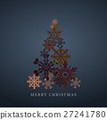 background christmas greeting 27241780