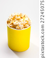 Popcorn in a Yellow pack 27245075