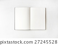 Open empty notebook 27245528