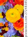 Ffesh Flowers Background 27248385