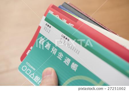 Passbook image (imaginary) 27251002