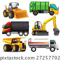 Different types of trucks 27257702