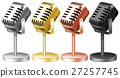 Microphone in four colors 27257745