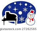 冬天 冬 下雪 27262565