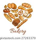 麵包房 麵包 草圖 27263370