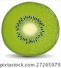 fresh kiwi slice 27265979