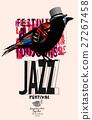 Black raven jazz poster 27267458