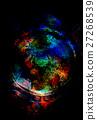 cosmic stars nebula 27268539