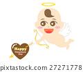 天使 情人节 心 27271778