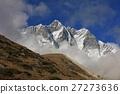 ภูเขา,เมฆ,หิมาลัย 27273636