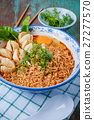 Thai style noodle, noodle tom yum kung 27277570