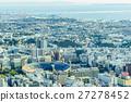 横滨 城市景观 市容 27278452