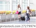 여자 여행, 여자끼리 여행, 여행 27279974