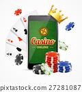 賭場 賭博 賭 27281087