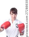 格鬥運動 女性 女 27286630