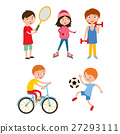 vector, children, kid 27293111