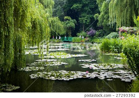 法國giverny,莫奈的花園 27293392