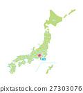yamanashi, yamanashi prefecture, prefectures 27303076