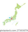 gifu, gifu prefecture, prefectures 27303079