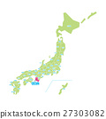 wakayama, wakayama prefecture, prefectures 27303082