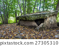 Dolmen in the forest 27305310