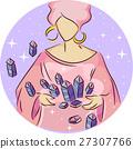 Girl Gypsy Crystals 27307766