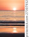 海洋 海 蓝色的水 27307932