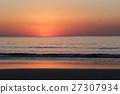 海洋 海 蓝色的水 27307934