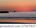海洋 海 蓝色的水 27307937
