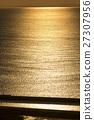 海洋 海 蓝色的水 27307956