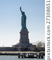 statue of liberty, world heritage, iconic 27308651