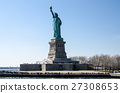 statue of liberty, world heritage, iconic 27308653