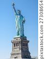 statue of liberty, world heritage, iconic 27308654